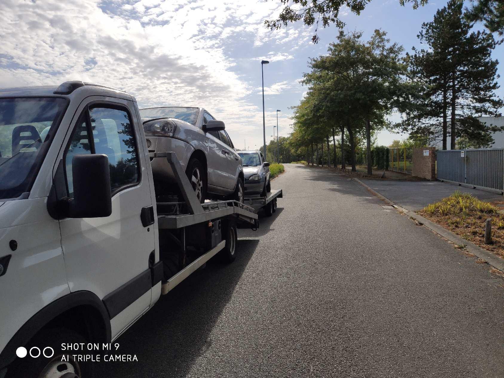 West metal auto enlevement voiture epave gratuit nantes epaviste
